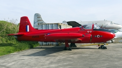 Photo ID 140568 by Joop de Groot. Private Private Hunting Percival P 84 Jet Provost T3A, G BWOT
