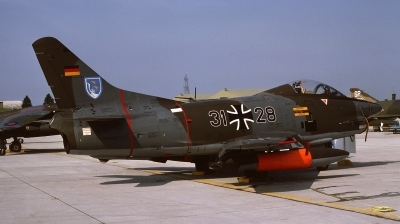Photo ID 140621 by Alex Staruszkiewicz. Germany Air Force Fiat G 91R3, 31 28