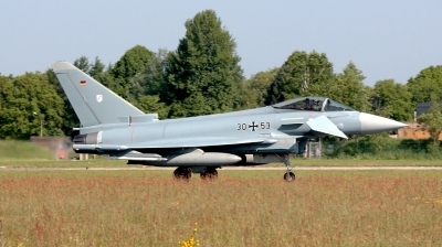 Photo ID 140958 by Frank Kloppenburg. Germany Air Force Eurofighter EF 2000 Typhoon S, 30 53