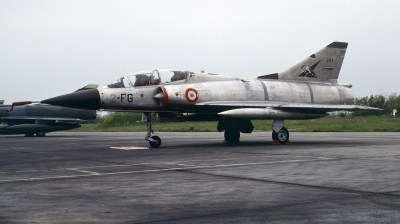 Photo ID 140676 by Alex Staruszkiewicz. France Air Force Dassault Mirage IIIB, 203