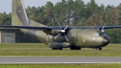 Photo ID 140690 by Niels Roman / VORTEX-images. Germany Air Force Transall C 160D, 50 67