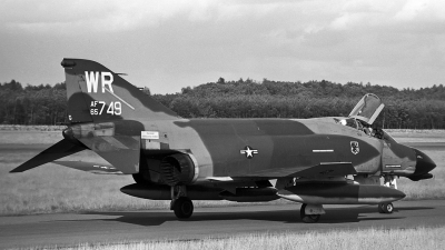 Photo ID 18317 by Eric Tammer. USA Air Force McDonnell Douglas F 4D Phantom II, 65 0749