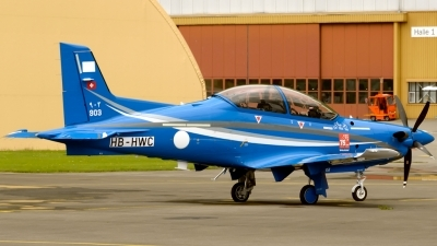 Photo ID 140827 by Sven Zimmermann. Saudi Arabia Air Force Pilatus PC 21, HB HWC