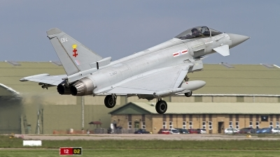 Photo ID 140893 by Niels Roman / VORTEX-images. UK Air Force Eurofighter EF 2000 Typhoon FGR4, ZJ947