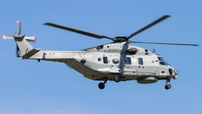 Photo ID 140900 by Philipp Hayer. Italy Navy NHI NH 90NFH, MM81586