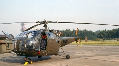 Photo ID 140928 by Alex Staruszkiewicz. Netherlands Air Force Sud Aviation SE 3160 Alouette III, A 391