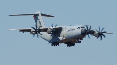 Photo ID 140968 by Alex D. Maras. Company Owned Airbus Airbus A400M Atlas, EC 402