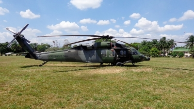 Photo ID 141074 by JUAN A RODRIGUEZ. Colombia Army Sikorsky UH 60L Black Hawk S 70A, EJC 2172