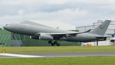 Photo ID 141052 by Paul Massey. United Arab Emirates Air Force Airbus A330 243MRTT, 1300