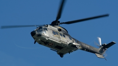 Photo ID 141087 by Sven Zimmermann. Switzerland Air Force Aerospatiale AS 332M1 Super Puma, T 318
