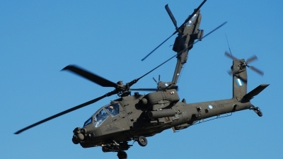 Photo ID 141118 by Alex D. Maras. Greece Army Boeing AH 64DHA Apache Longbow, ES1029