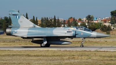 Photo ID 141126 by Alex D. Maras. Greece Air Force Dassault Mirage 2000 5EG, 511
