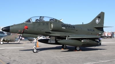 Photo ID 141178 by Joe Osciak. Private Private McDonnell Douglas TA 4K Skyhawk, N141EM