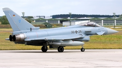Photo ID 141331 by Rainer Mueller. Germany Air Force Eurofighter EF 2000 Typhoon S, 30 25