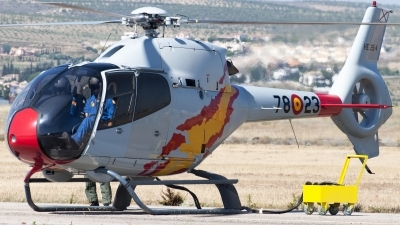 Photo ID 141151 by Jesus Peñas. Spain Air Force Eurocopter EC 120B Colibri, HE 25 4