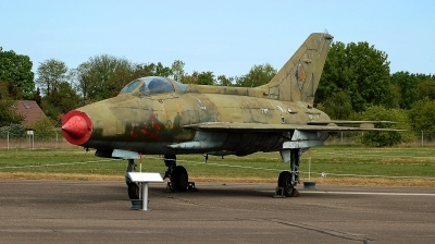 Photo ID 141264 by Alex Staruszkiewicz. East Germany Air Force Mikoyan Gurevich MiG 21F 13, 645