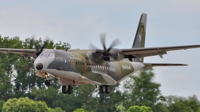 Photo ID 141302 by Radim Spalek. Czech Republic Air Force CASA C 295M, 0454