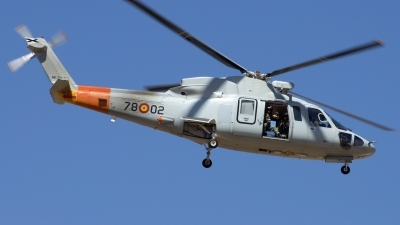 Photo ID 141368 by Jesus Peñas. Spain Air Force Sikorsky S 76C, HE 24 2
