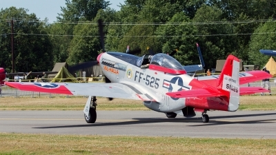 Photo ID 141396 by Aaron C. Rhodes. Private Heritage Flight Museum North American P 51D Mustang, N151AF