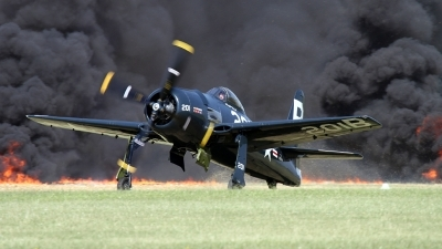 Photo ID 141387 by Jeroen Stroes. Private The Fighter Collection Grumman F8F 2P Bearcat, G RUMM