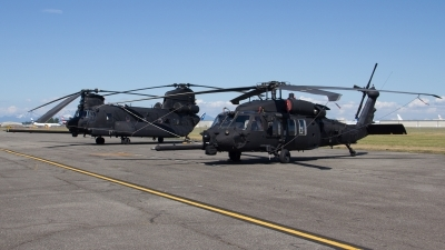 Photo ID 141536 by Aaron C. Rhodes. USA Army Sikorsky MH 60M Black Hawk S 70A, 05 20001