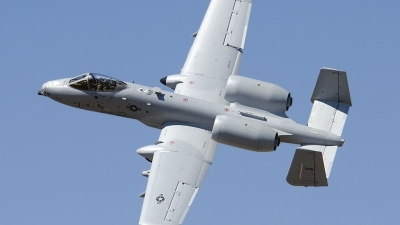 Photo ID 141609 by Brandon Thetford. USA Air Force Fairchild A 10C Thunderbolt II, 78 0638