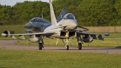 Photo ID 141760 by Niels Roman / VORTEX-images. UK Air Force Eurofighter EF 2000 Typhoon FGR4, ZJ927