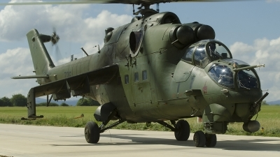 Photo ID 141705 by frank van de waardenburg. Poland Army Mil Mi 2, 735