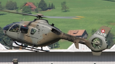 Photo ID 141939 by Sven Zimmermann. Switzerland Air Force Eurocopter TH05 EC 635P2, T 370