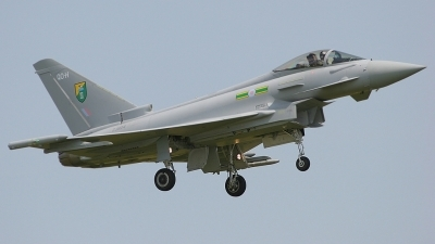 Photo ID 1847 by Robin Powney. UK Air Force Eurofighter EF 2000 Typhoon F2, ZJ924
