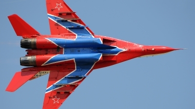 Photo ID 141946 by Stephan Franke - Fighter-Wings. Russia Air Force Mikoyan Gurevich MiG 29 9 13,