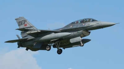 Photo ID 142158 by Rainer Mueller. Turkey Air Force General Dynamics F 16D Fighting Falcon, 94 1560