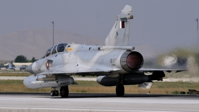 Photo ID 142034 by Peter Terlouw. Qatar Emiri Air Force Dassault Mirage 2000 5DDA, QA87