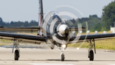 Photo ID 142104 by Alex van Noye. UK Air Force Short Tucano T1, ZF290