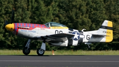 Photo ID 18491 by Rainer Mueller. Private Private North American P 51D Mustang, PH PSI