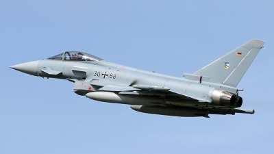 Photo ID 142210 by Jan Czonstke. Germany Air Force Eurofighter EF 2000 Typhoon S, 30 88