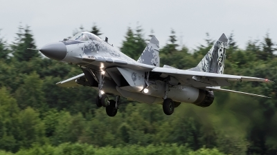 Photo ID 142189 by Alex van Noye. Slovakia Air Force Mikoyan Gurevich MiG 29AS, 0921