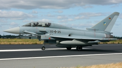 Photo ID 142232 by Rainer Mueller. Germany Air Force Eurofighter EF 2000 Typhoon T, 30 95