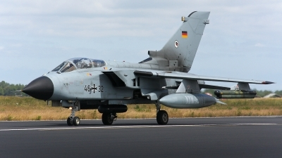 Photo ID 142233 by Rainer Mueller. Germany Air Force Panavia Tornado ECR, 46 32