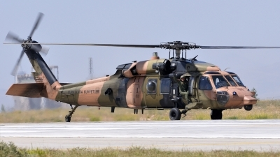 Photo ID 142473 by Peter Terlouw. Turkey Army Sikorsky S 70A 28D Black Hawk, 10997