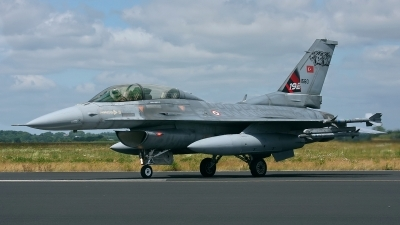 Photo ID 142408 by Rainer Mueller. Turkey Air Force General Dynamics F 16D Fighting Falcon, 94 1560