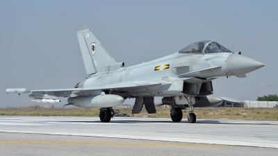 Photo ID 142453 by Lieuwe Hofstra. UK Air Force Eurofighter EF 2000 Typhoon FGR4, ZJ942