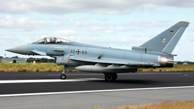Photo ID 142593 by Rainer Mueller. Germany Air Force Eurofighter EF 2000 Typhoon S, 30 89
