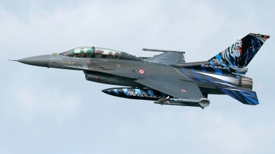 Photo ID 142655 by Rainer Mueller. Turkey Air Force General Dynamics F 16D Fighting Falcon, 93 0691