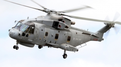 Photo ID 142767 by Mirko Krogmeier. UK Navy Agusta Westland Merlin HM1 Mk111, ZH838