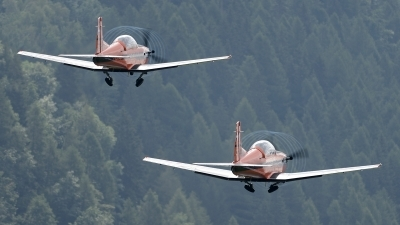 Photo ID 143431 by Martin Thoeni - Powerplanes. Private Fliegermuseum Altenrhein Pilatus PC 7 Turbo Trainer, T7 FMA