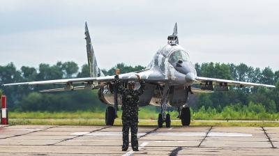 Photo ID 144721 by Antoha. Ukraine Air Force Mikoyan Gurevich MiG 29UB 9 51, 90 WHITE