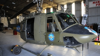 Photo ID 143099 by Jorge Molina. Argentina Army Bell UH 1H II Iroquois 205, AE 464