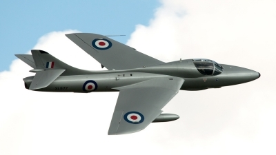 Photo ID 142970 by Alistair Forrest. Private Private Hawker Hunter T7, G XMHD