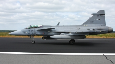 Photo ID 142919 by Rainer Mueller. Hungary Air Force Saab JAS 39 EBS HU C Gripen, 39